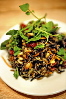 Potlatch Pilaf with Shallots and White Wine