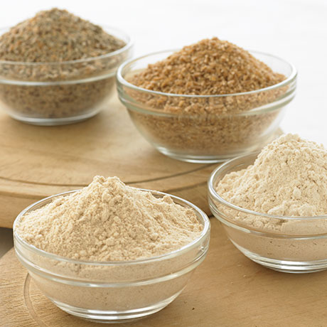 Organic Milled to Order Flour & Cereals