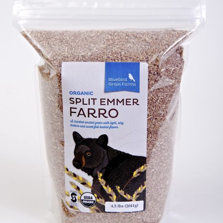 how to use emmer flour