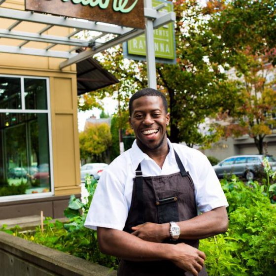 Customer Profile: Chef Edouardo Jordan of Salare Restaurant