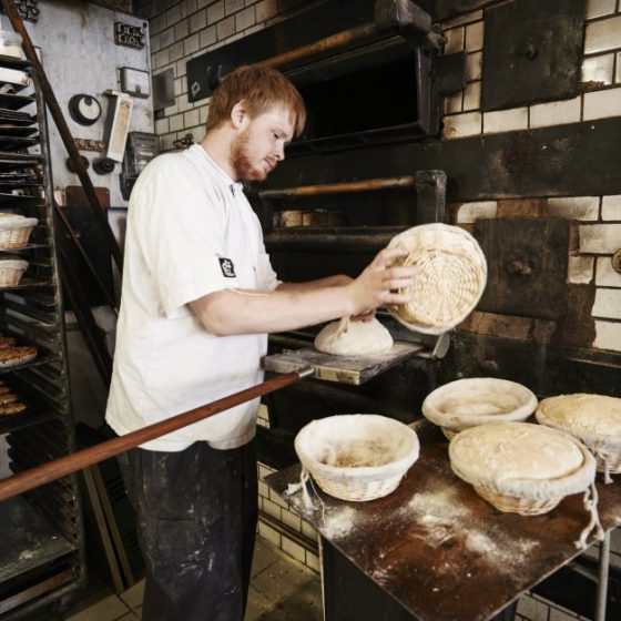 A Century of Bread from Sandholt Bakery