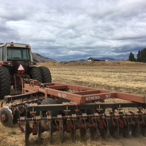 October 2017 Farmer Notes