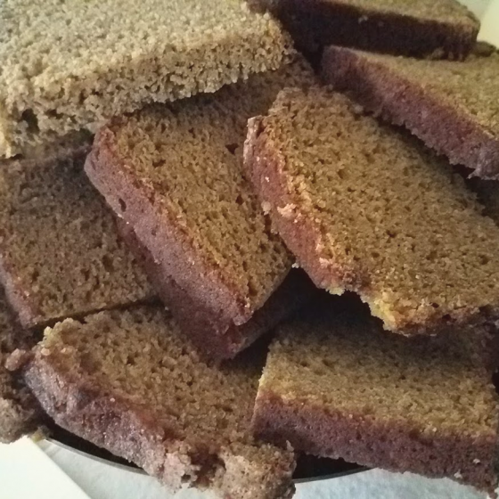 Sheah's Einkorn Pumpkin Bread