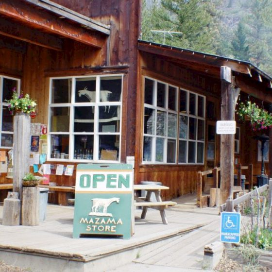 Customer Profile: the Mazama Store