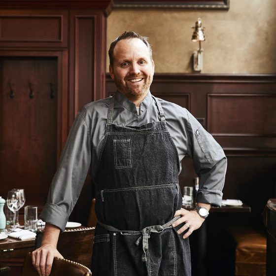 Chef Profile: Executive Chef Dolan Lane of Portland, Oregon's Red Star Tavern