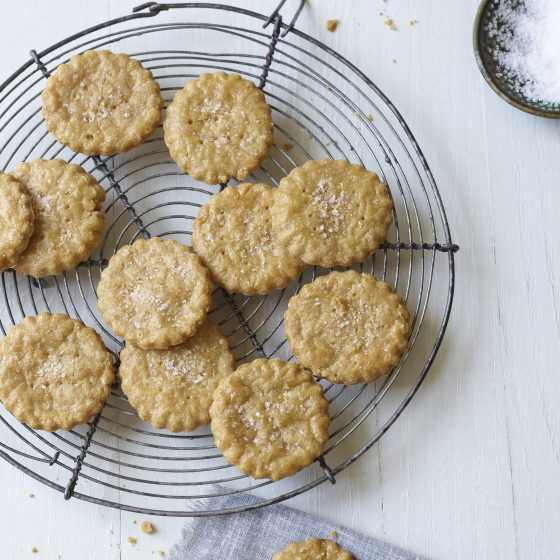 Einkorn Cheese Crackers